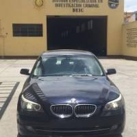 Carro con reporte de robo en República Checa