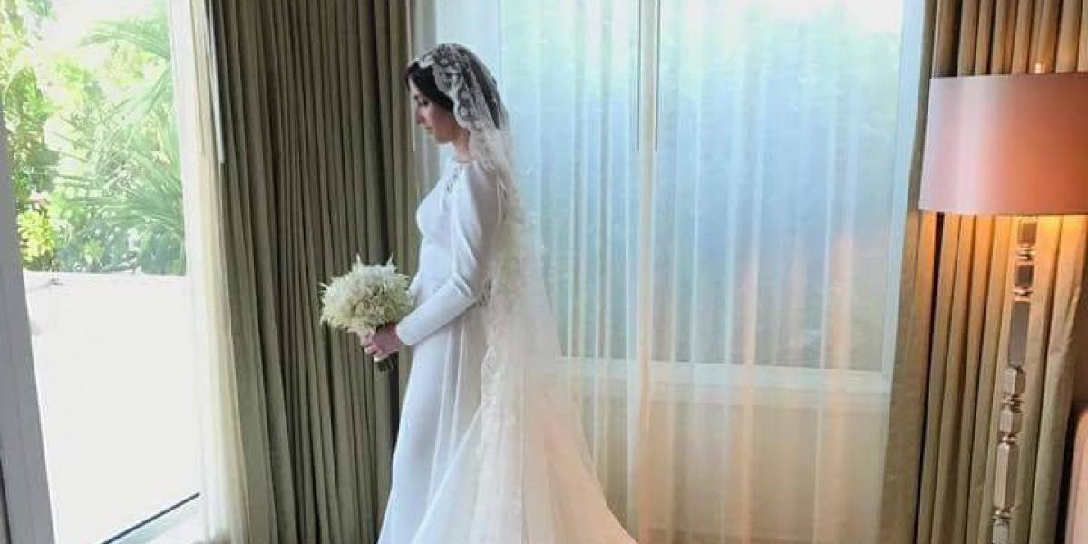 ¡Se casó la hija de Luis Fortuño!