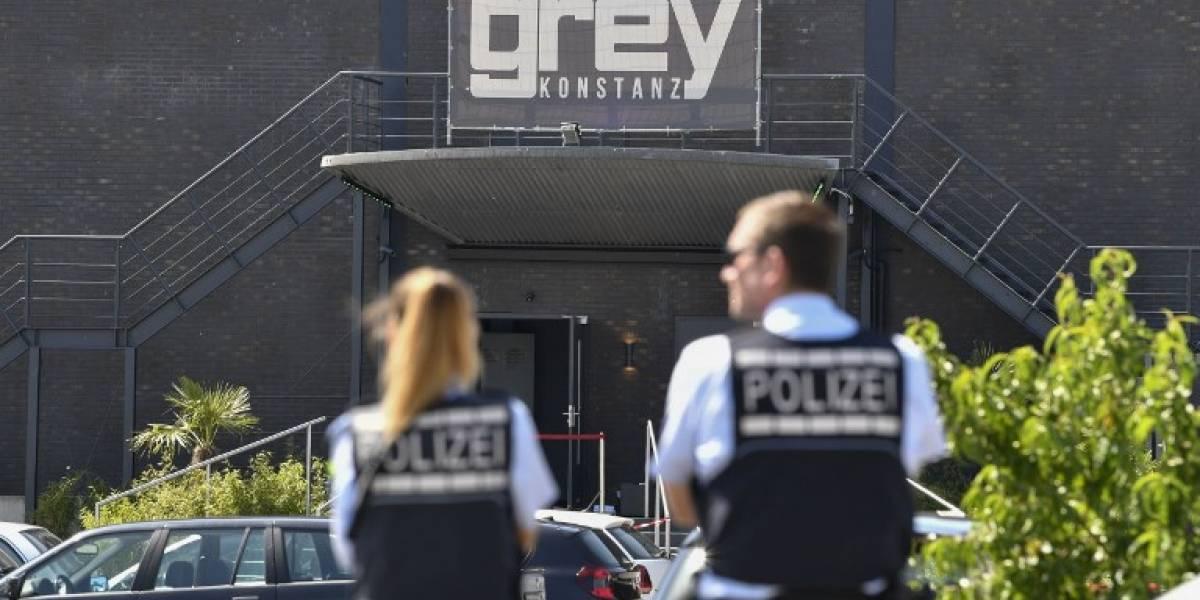 Dos muertos y cuatro heridos en un tiroteo en una discoteca de Alemania