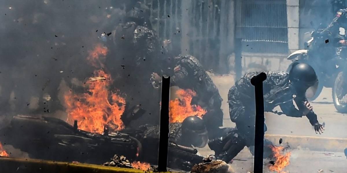 Venezuela: opositores dicen que ya hay 16 muertos por elección de la Asamblea Constituyente