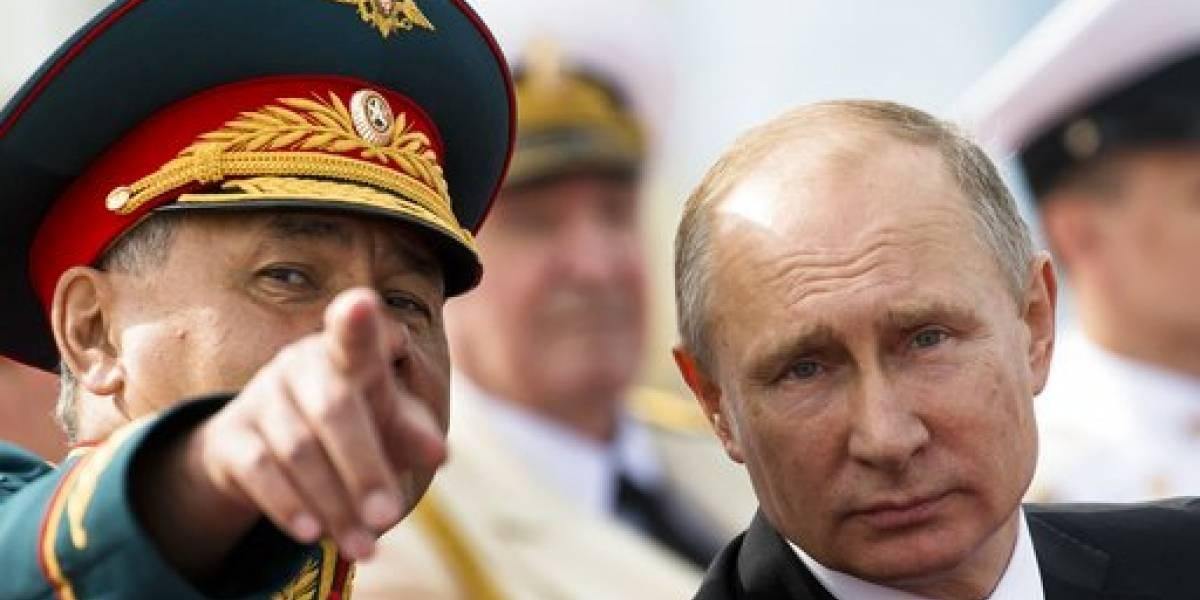 Putin anuncia cese de actividades de 755 trabajadores de la embajada y consulados de EU en Rusia