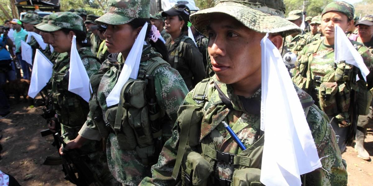 Casi 5.000 guerrilleros de las Farc ya tienen cuenta bancaria en Colombia