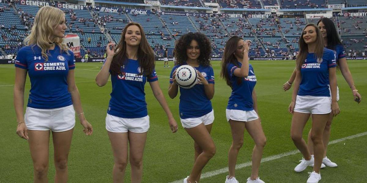 Las chicas de la jornada 2 del Apertura 2017