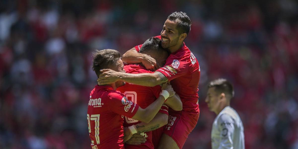 León cae ante Toluca y arde en el infierno