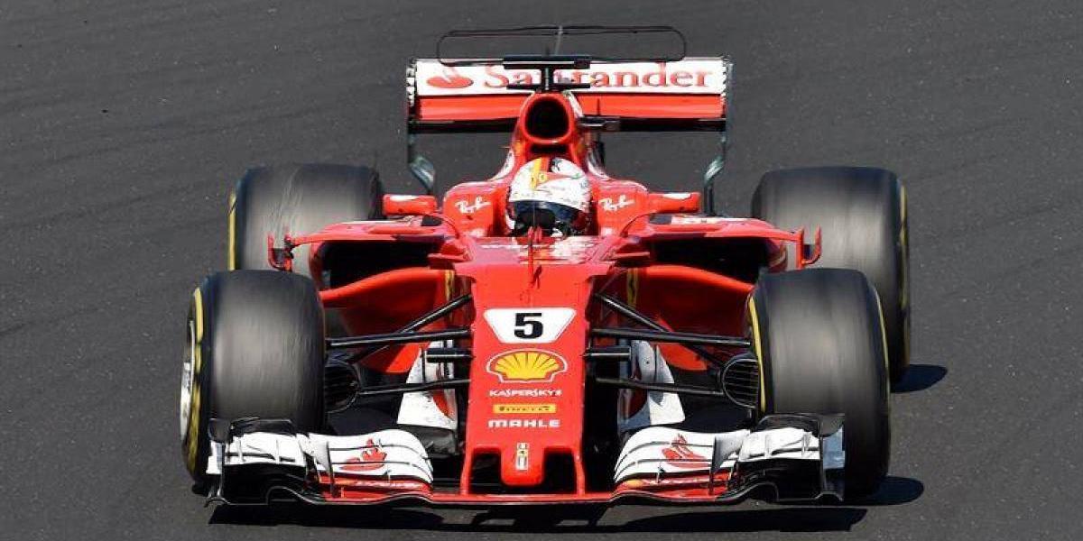 Vettel ganó el GP de Hungría y sigue como líder de la Fórmula 1