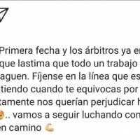 Gutiérrez en Instagram