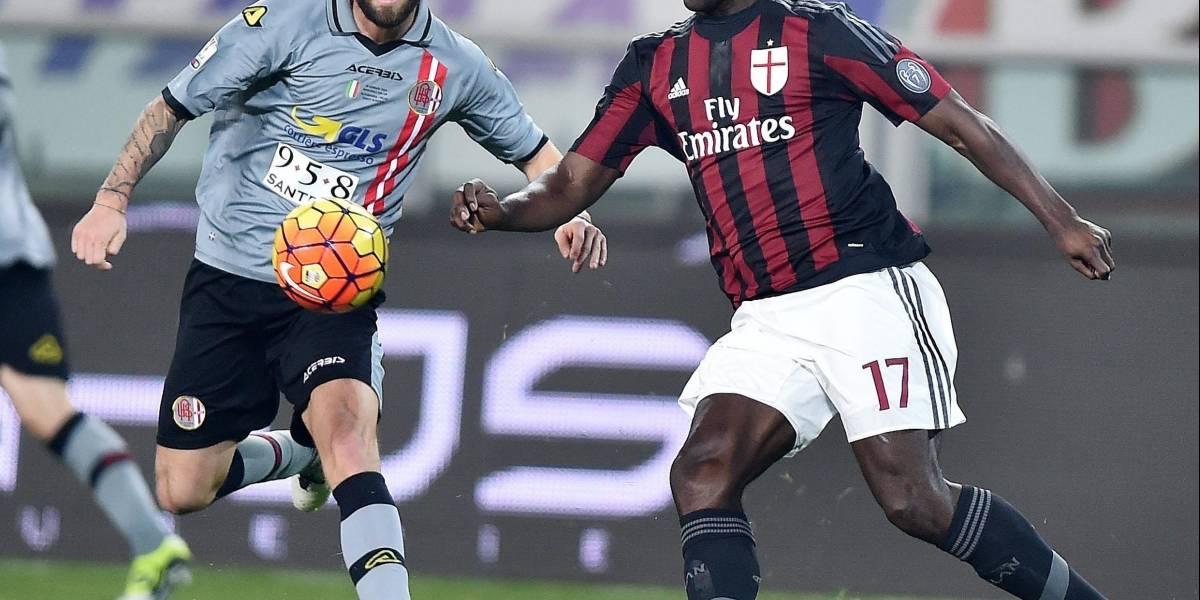 Cristian Zapata saldría del Milan para buscar el Mundial