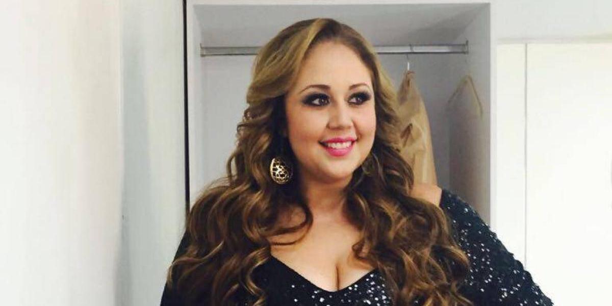 Alejandra Orozco perdió 45 kilos y luce renovada y feliz