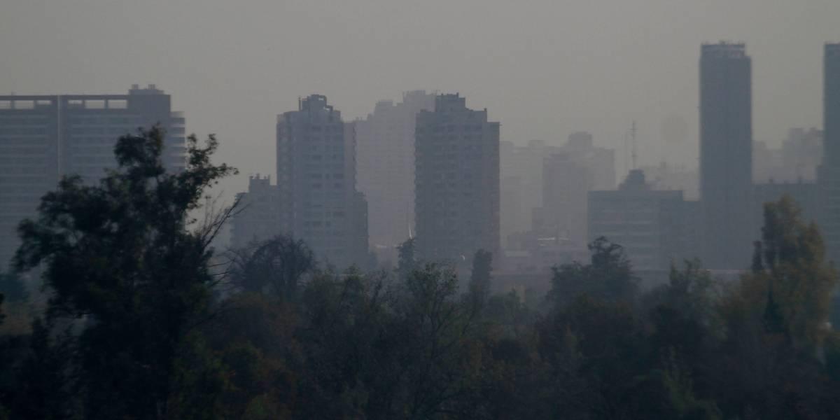 Intendencia Metropolitana decreta alerta ambiental para este domingo