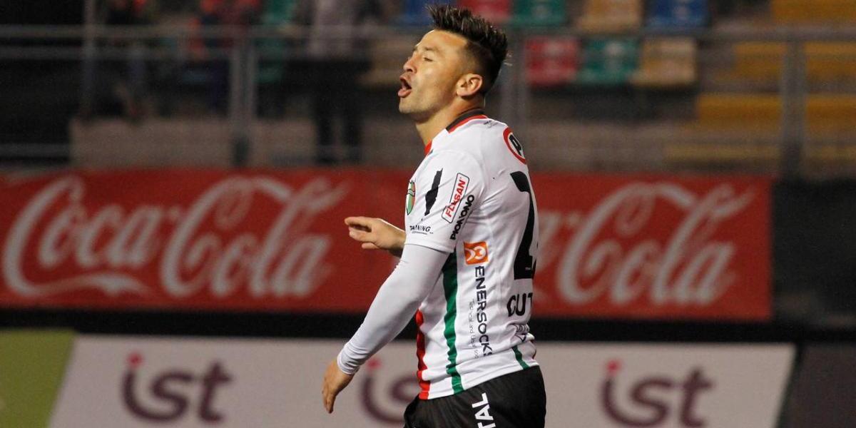 """""""Juzgue usted"""": La imagen que compartió Palestino para reclamar por el gol anulado"""