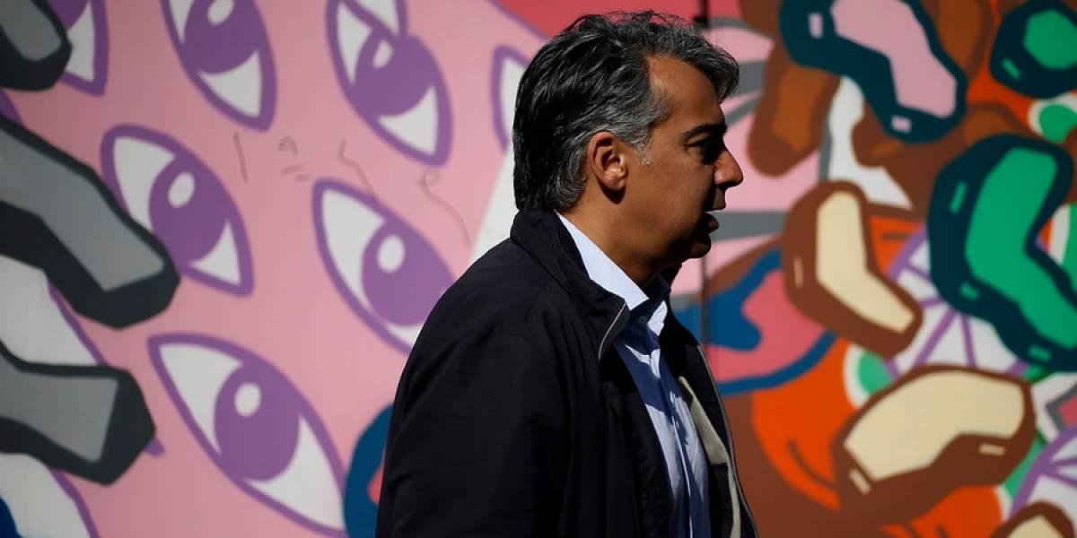 Enríquez-Ominami hizo votos para que Carolina Goic no decline su candidatura