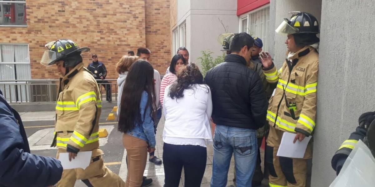 ¡Atención! Incendio en Suba