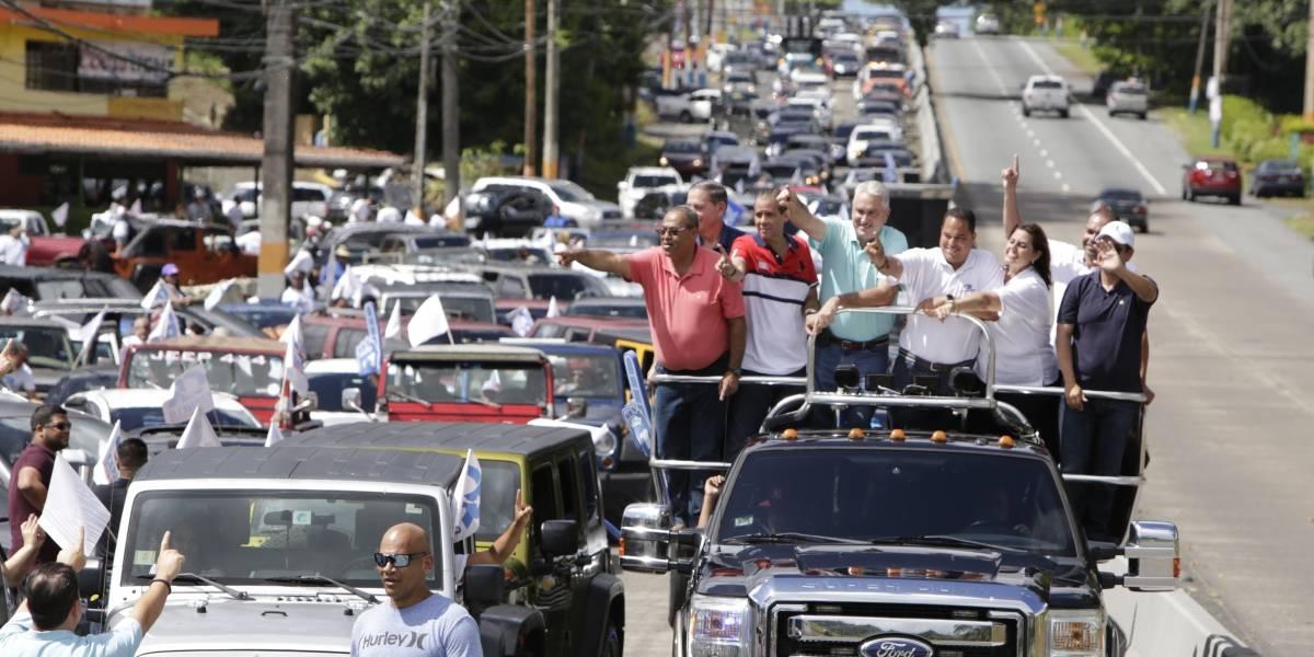 Ríos recibe endoso de presidentes de barrios del PNP en Guaynabo