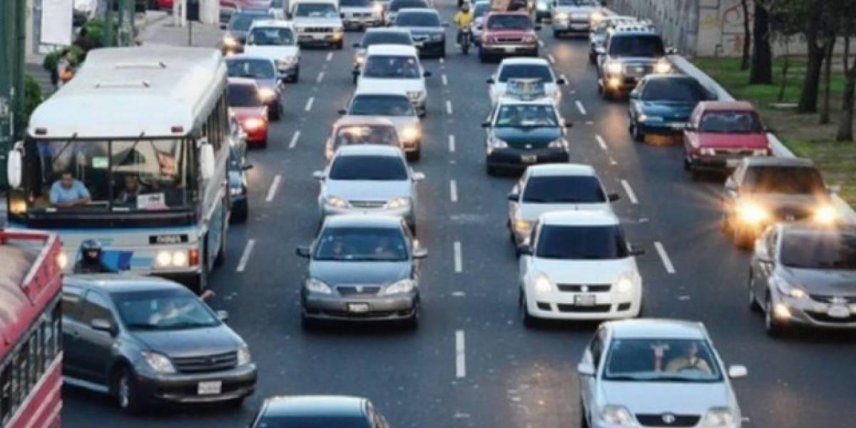 ¡Atención conductores! Esta semana no se habilitarán carriles reversibles