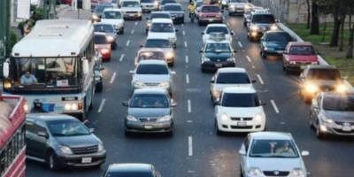 Impuesto de circulación de vehículos.