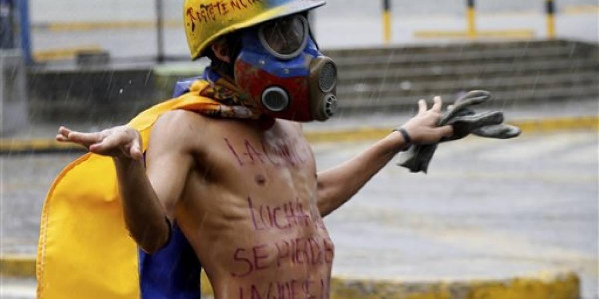 Elección venezolana plagada de violencia