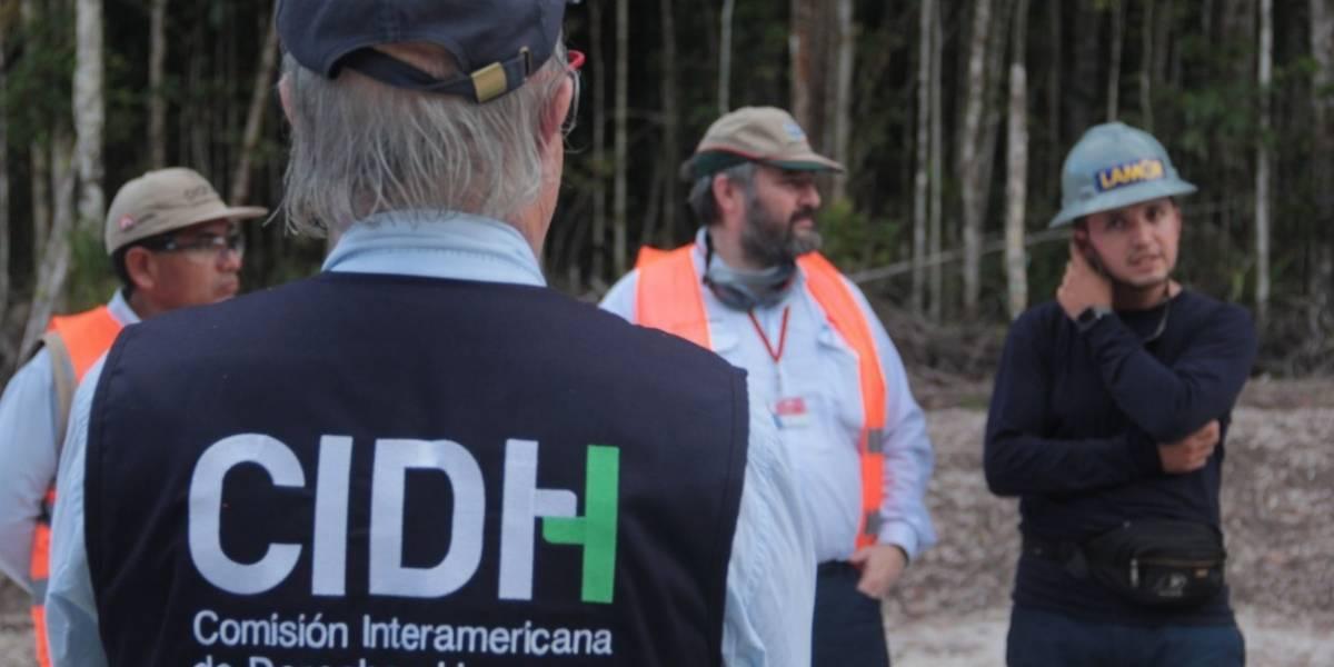 CIDH inicia visita para revisar situación en Guatemala