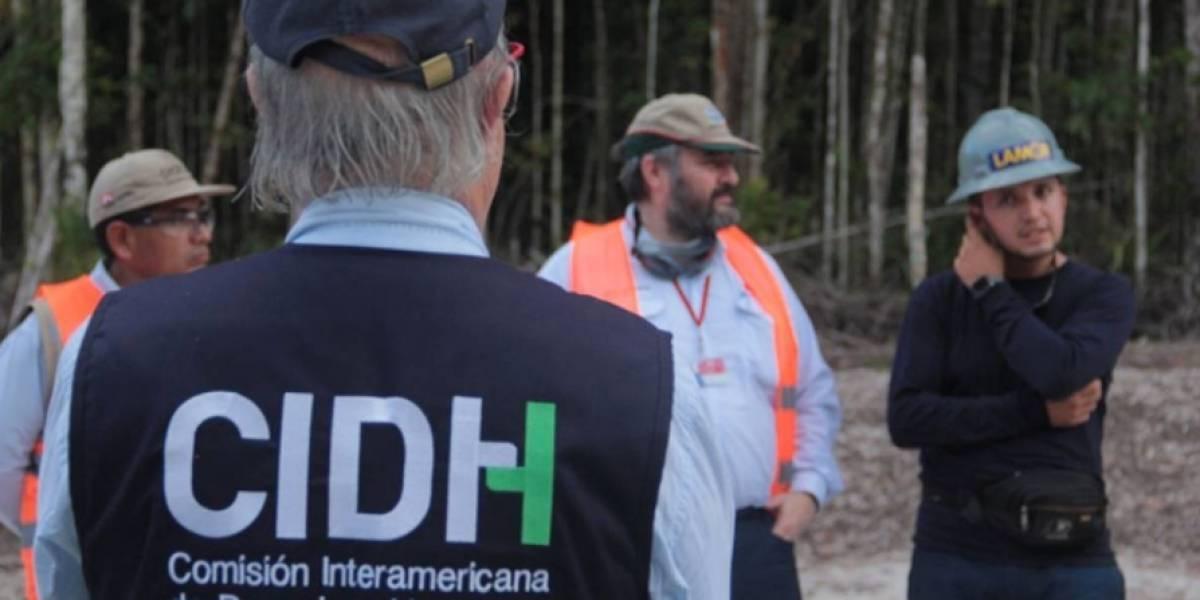 La CIDH lleva a cabo minuciosa inspección de derechos humanos