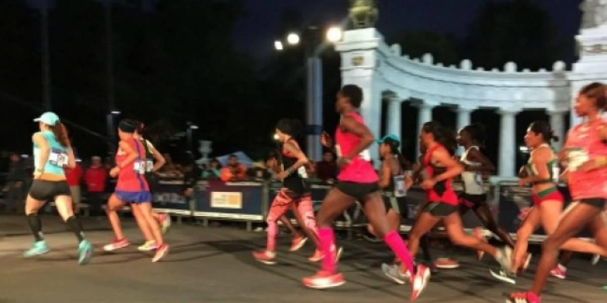 Autoridades alertan por cierres viales por realización del Medio Maratón de la CDMX
