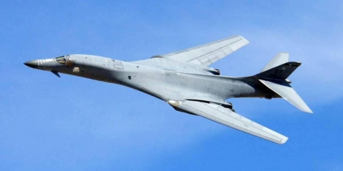 Bombarderos estadounidenses sobrevuelan Corea del Sur tras prueba de misil Norcoreano