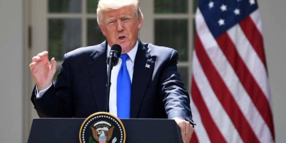 Trump acusa a China de 'no hacer nada' tras prueba de misil de norcorea