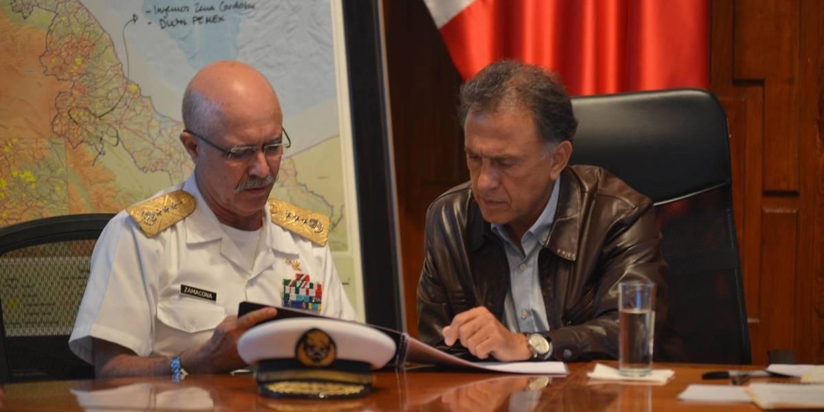 Disminuyen delitos de alto impacto en Veracruz