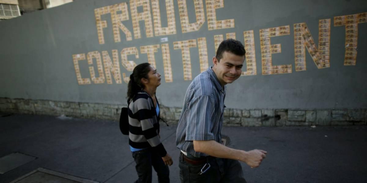 México no reconoce resultados de Asamblea Constituyente de Venezuela: SRE