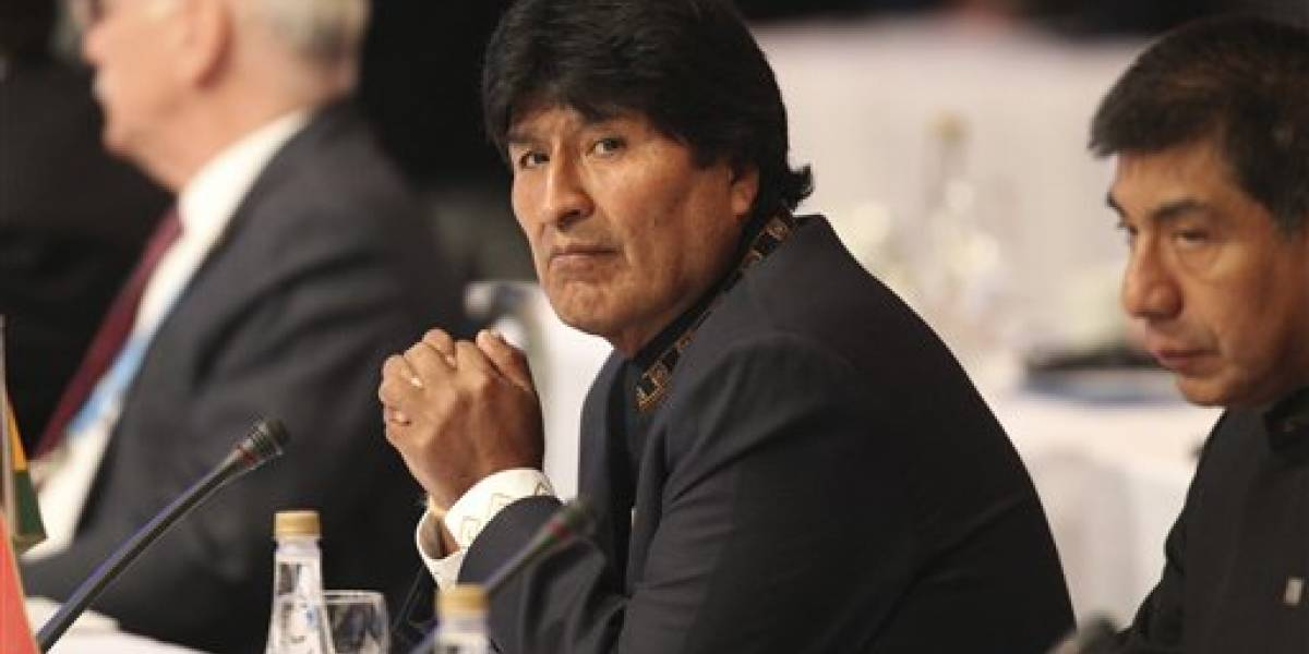 Evo Morales recomienda a México y Colombia hacer su Asamblea Constituyente