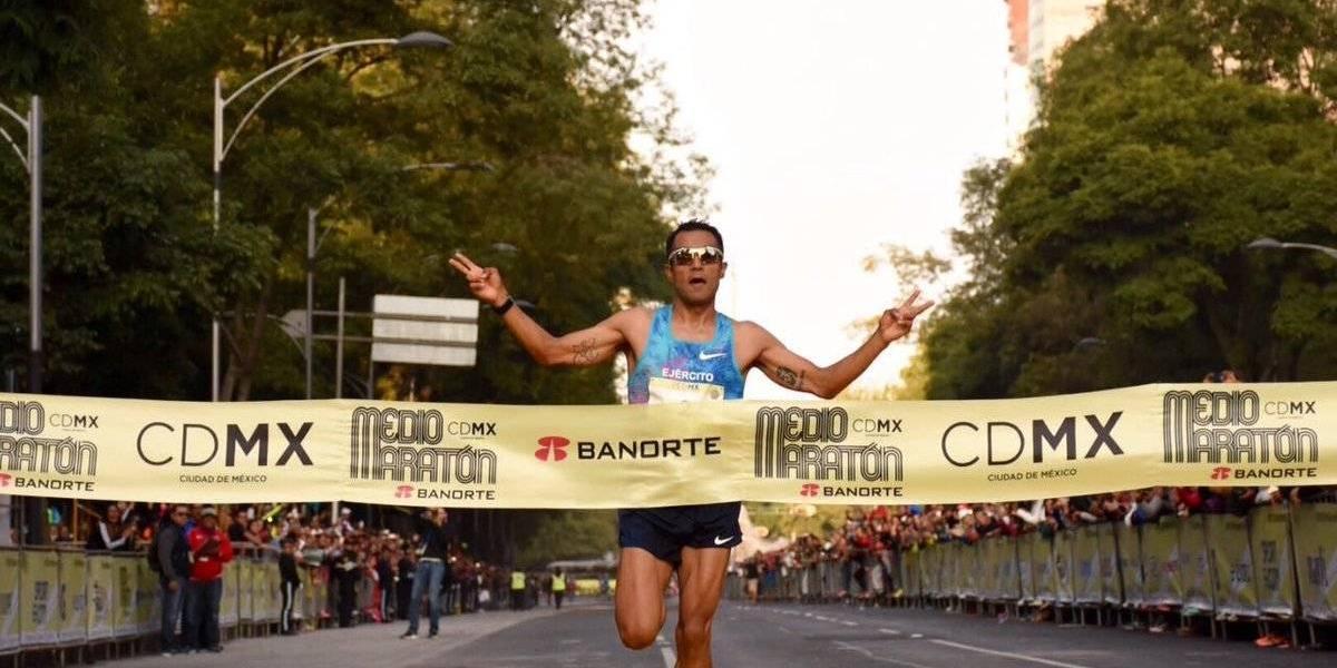 México hace el 1-3 en el Medio Maratón de la CDMX