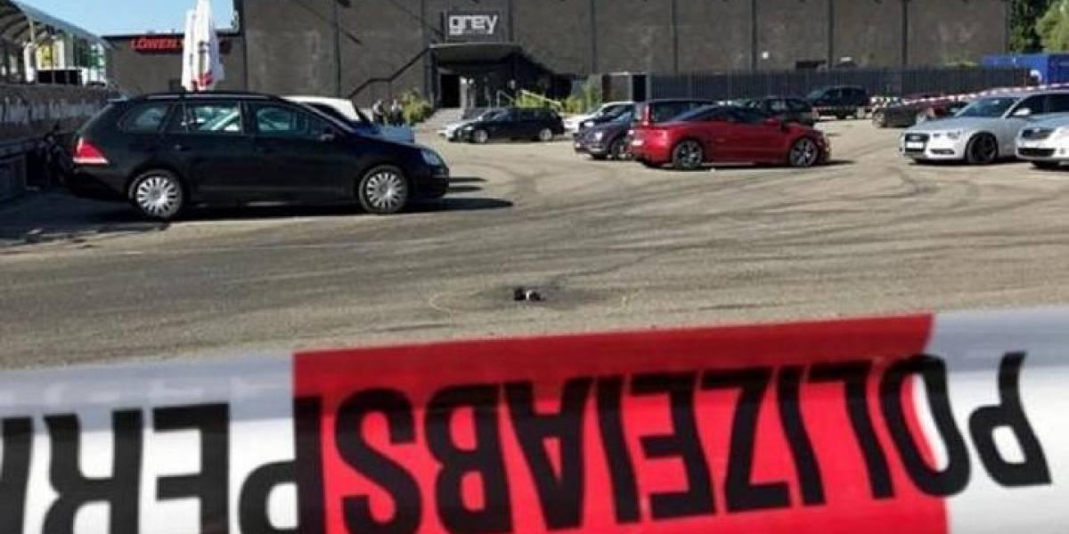 Tiroteo en bar de Alemania deja al menos dos personas muertas