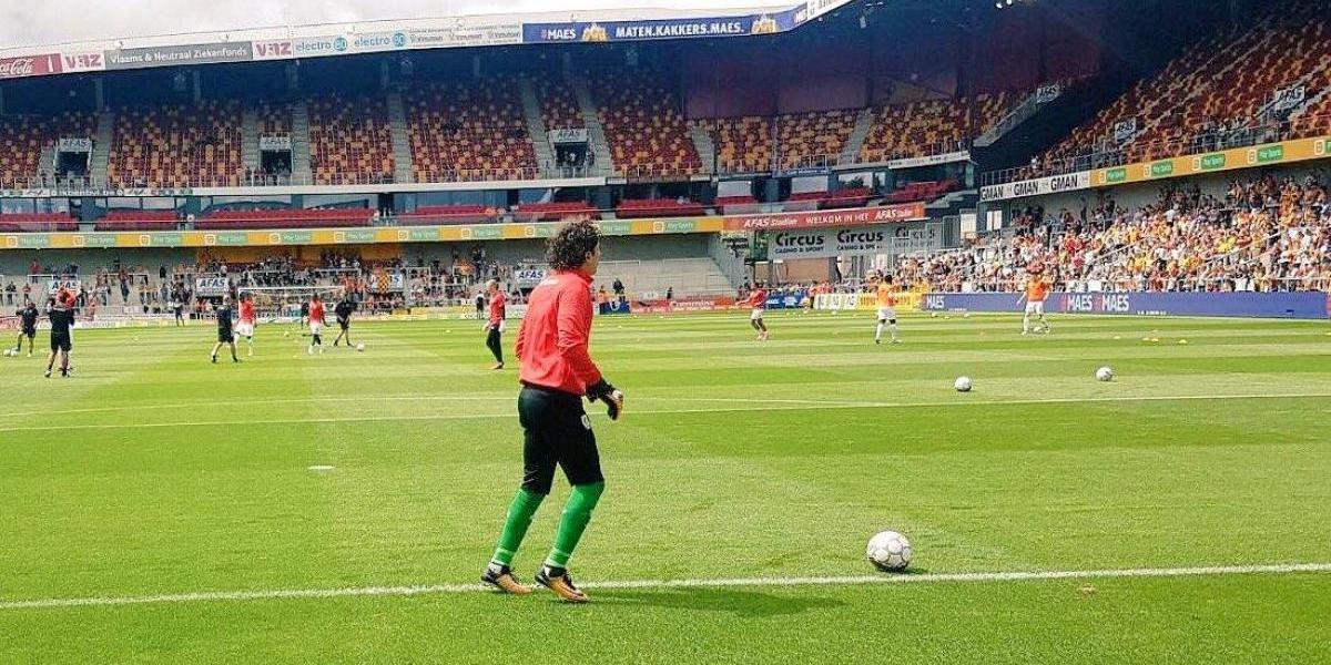 Memo Ochoa y el Standard de Lieja debutan con empate en Bélgica