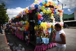 Celebración Día de San Cristóbal.
