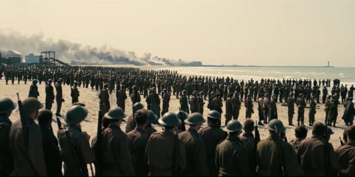 De Dunkerque a Pelotón: las 10 mejores películas de guerra