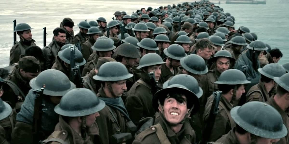 Dunkerque supera a The Emoji Movie en taquilla