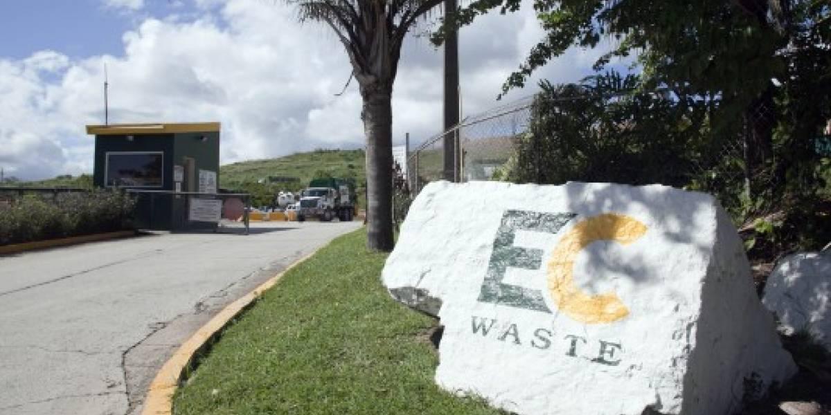 EC Waste reclama que se detengan reclamos