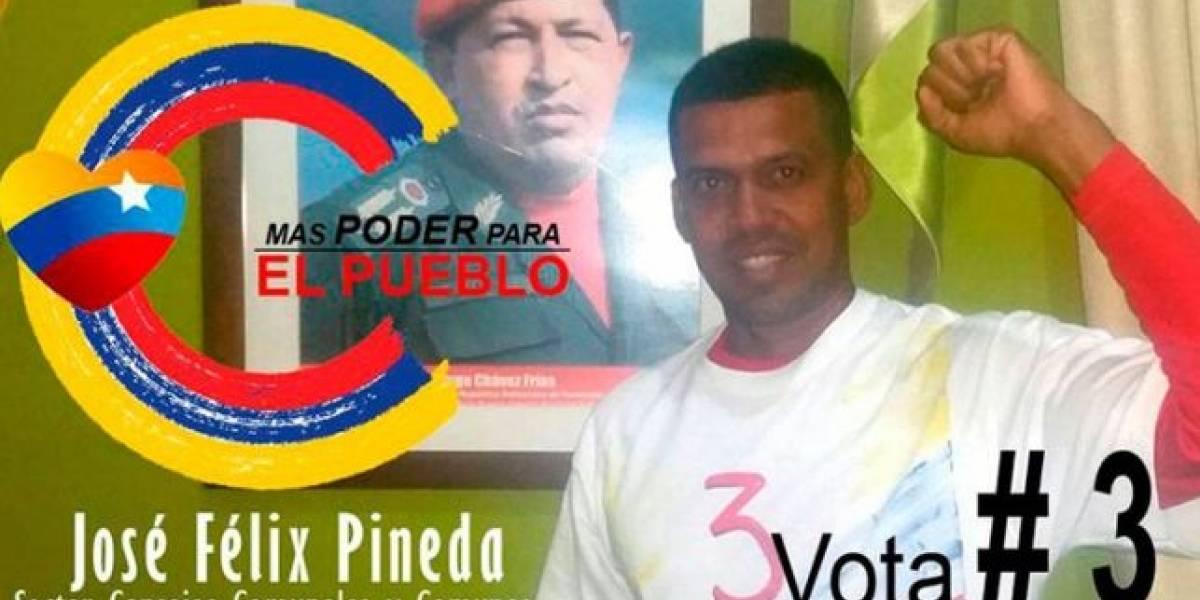 Asesina en Venezuela a candidato a la Asamblea Nacional Constituyente