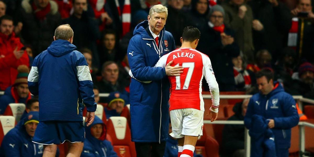 """Arsene Wenger se cansó: """"¿Cuántas veces se los he dicho? Alexis se quedará"""""""