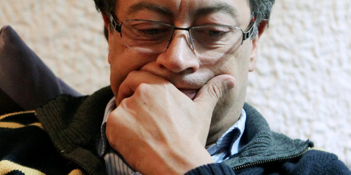 Petro no quedaría inhabilitado para ser candidato presidencial: CNE