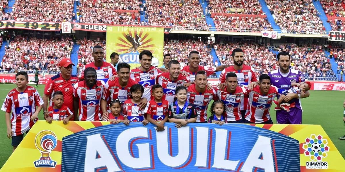 Junior y Santa Fe, los grandes ganadores de la fecha 5 de la Liga Águila