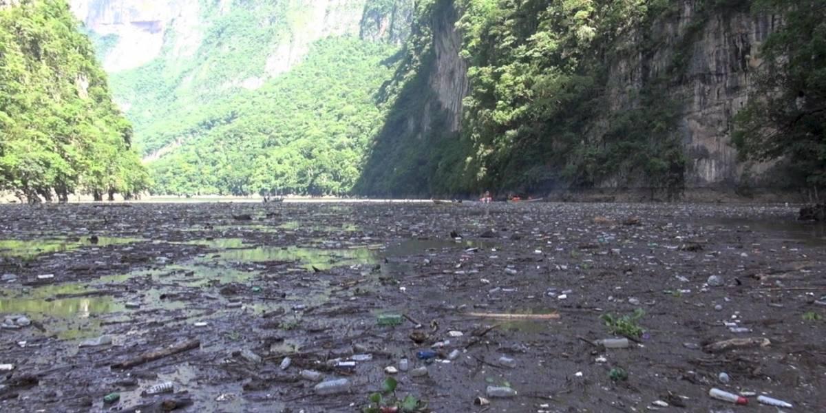 Iniciativa ciudadana busca recuperar el Cañón del Sumidero