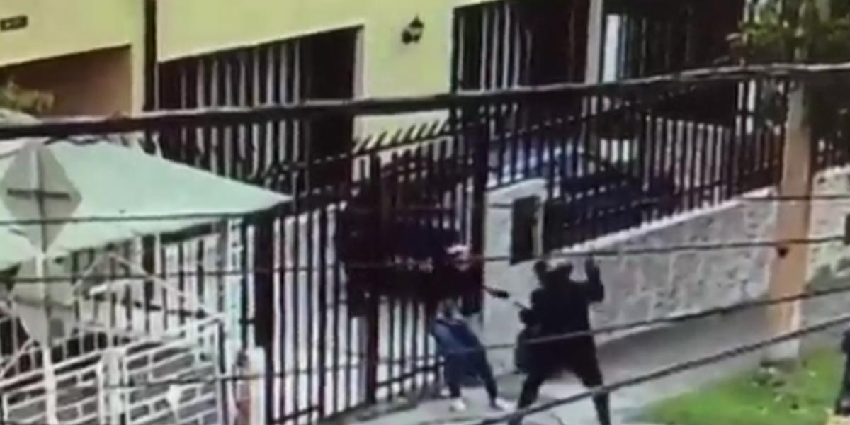 Tres ladrones roban y manosen a joven en Barranquilla
