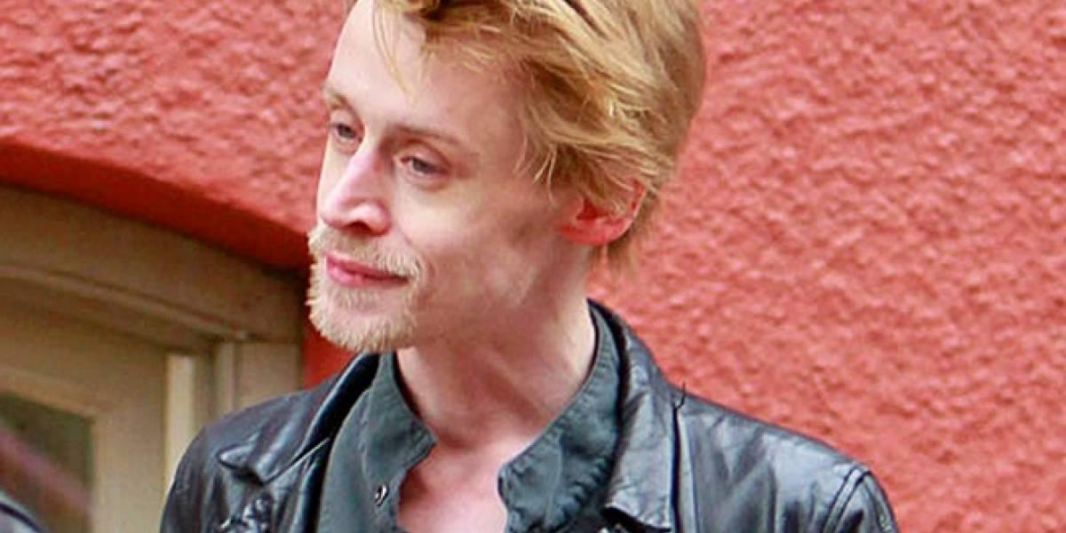Macaulay Culkin reaparece y sorprende con su nuevo aspecto