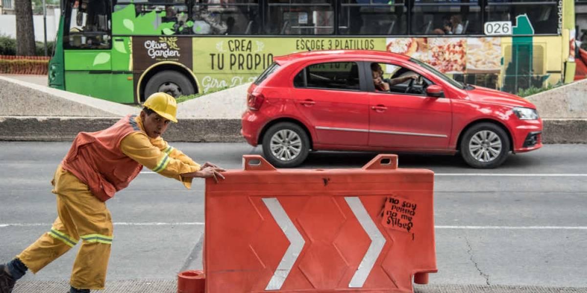 Carece Metrobús Reforma de proyecto de ciclovías