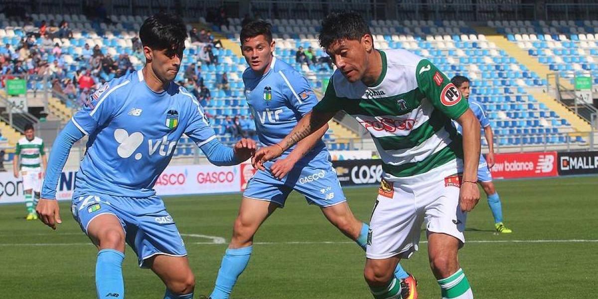 Minuto a minuto: Deportes Temuco recibe a O'Higgins por la primera fecha del Transición