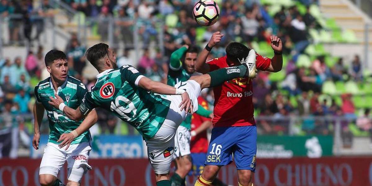 Santiago Wanderers y Unión Española comenzaron el torneo con un magro empate