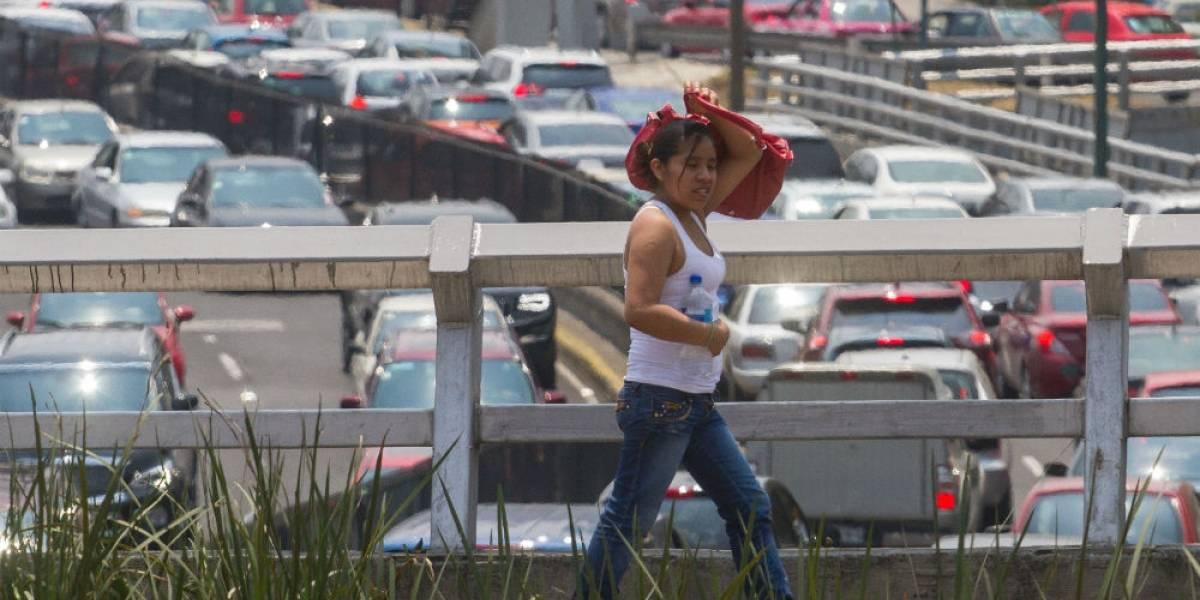 Radiación solar alcanza niveles peligrosos en el Valle de México