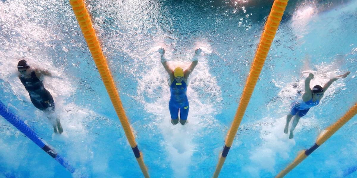 Mundial de Natación Budapest 2017 tiene impresionante cierre