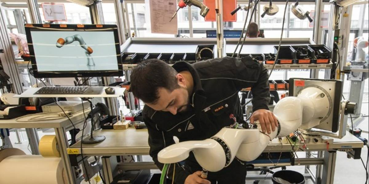 México, cuarto importador mundial de robots industriales