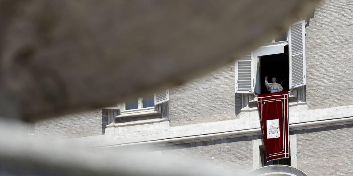 El Papa pide más compromiso contra la trata de personas