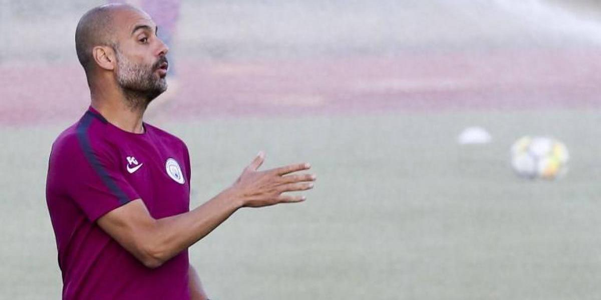 Guardiola juega al misterio con la portería del City al alabar a Bravo y a Ederson
